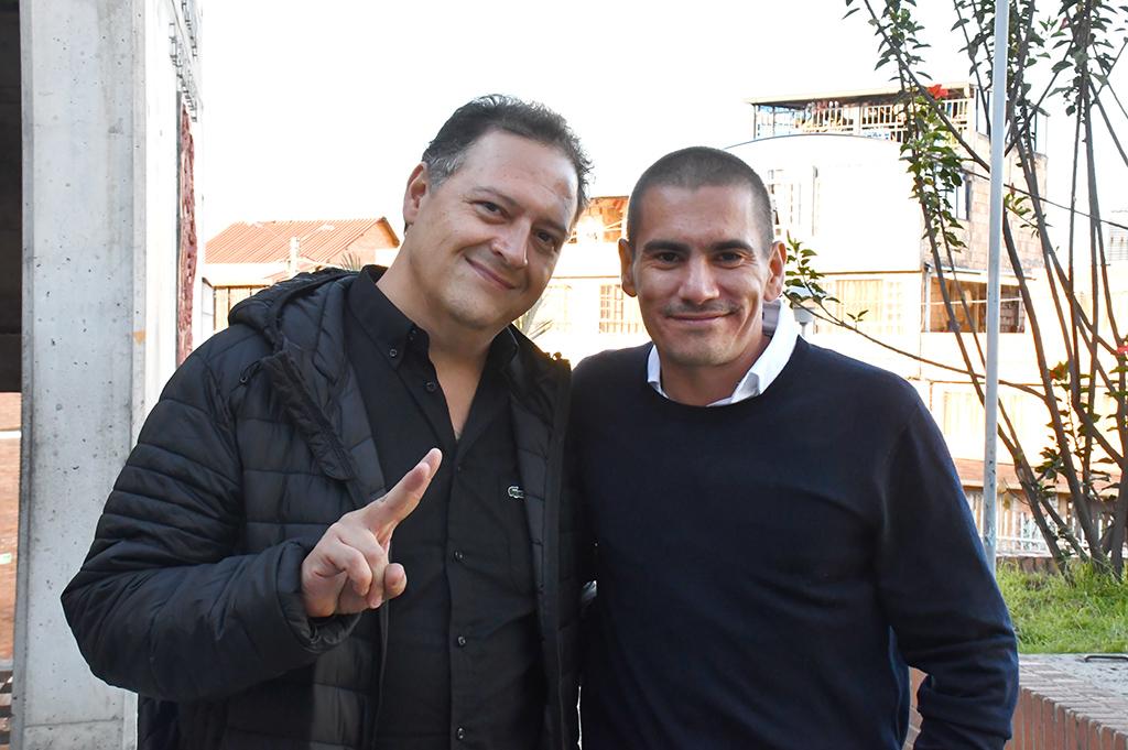 Hijos de Rodrigo Lara y Pablo Escobar