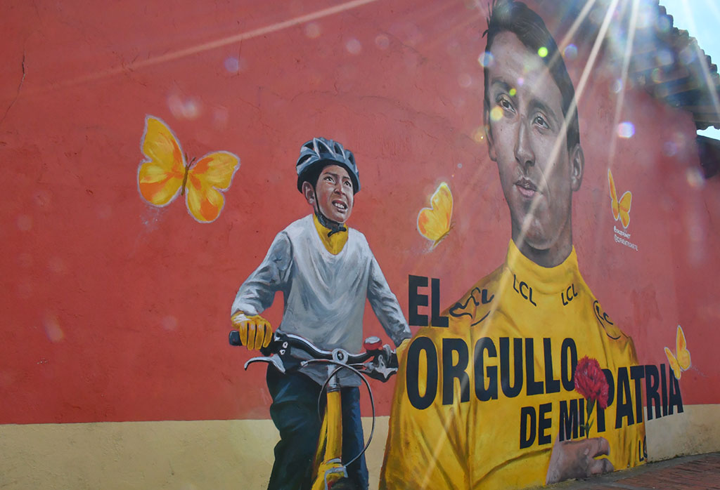 Egan Bernal, Zipaquirá