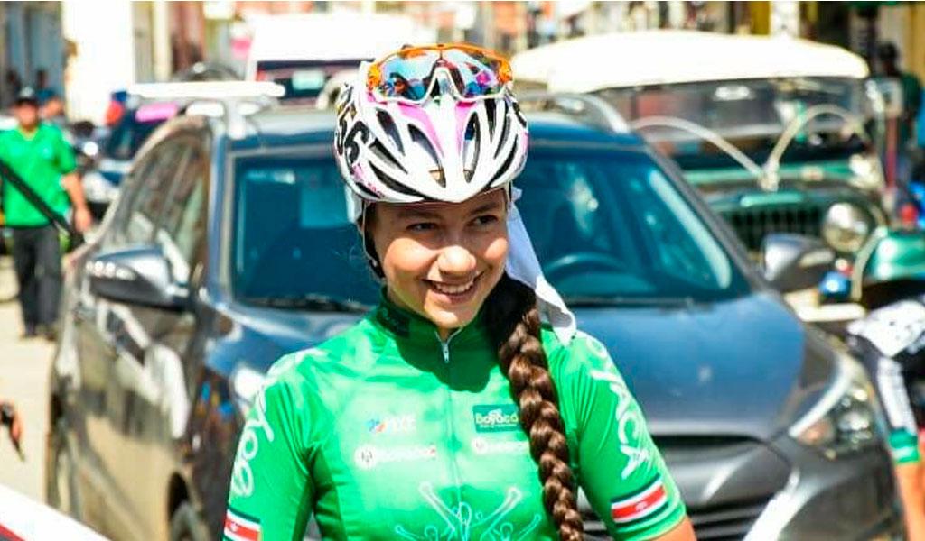 Danna Balentina pedaleó hasta la muerte