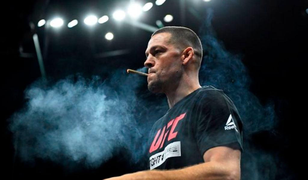 UFC, Nate Díaz
