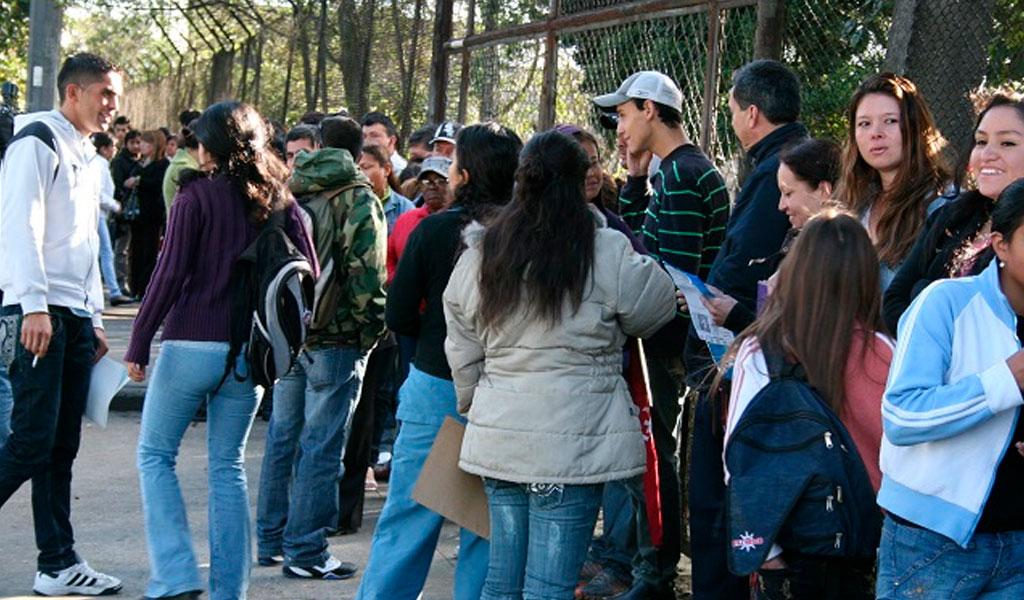 Desempleo en Colombia sigue en alza