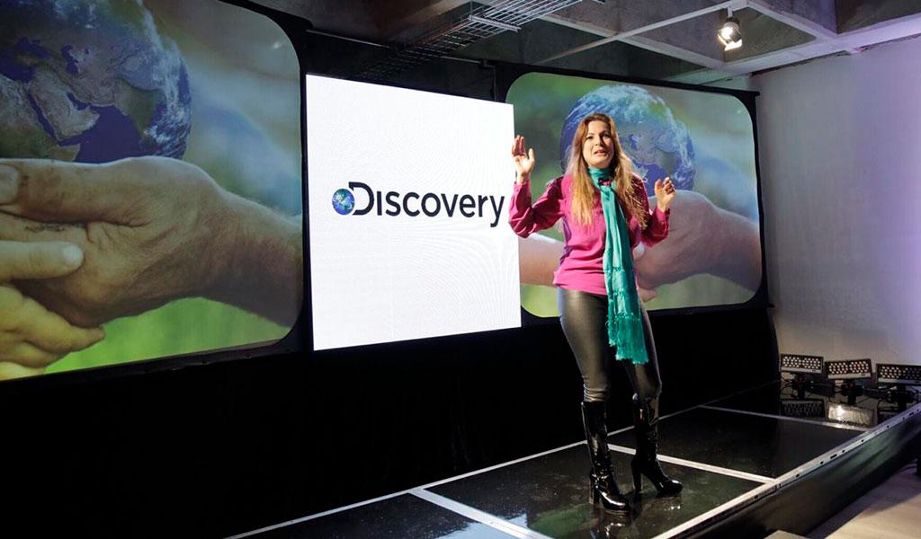 pasos seguros- discovery
