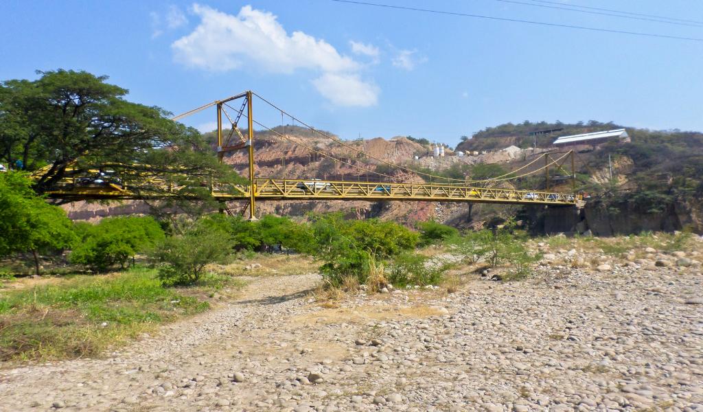 Puente de El Zulia estará cerrado por mantenimiento