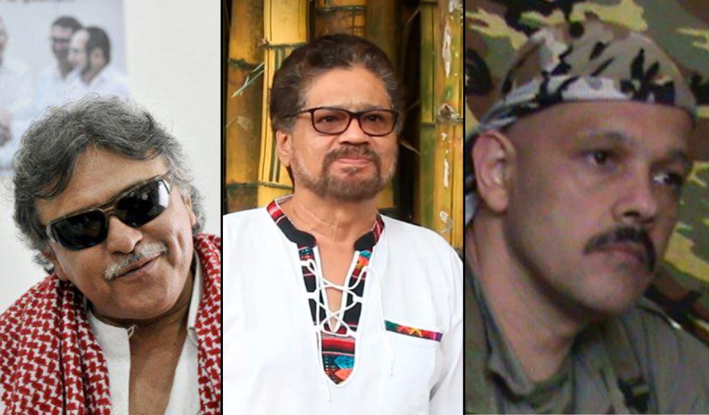 Reacciones al anuncio de Márquez, Santrich y 'El Paisa'