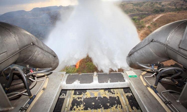 Recrudece incendio en la Amazonía brasileña