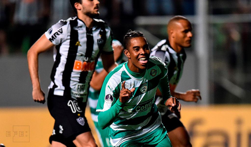 Equidad, Atlético Mineiro
