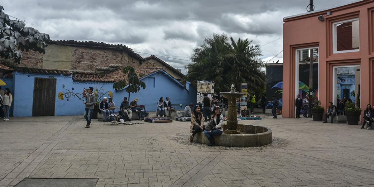 Los ríos que Bogotá borró
