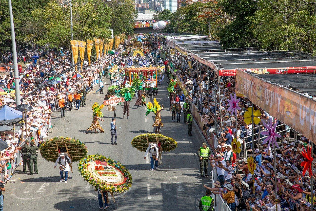 Feria de las Flores dejó  22,9 millones de dólares