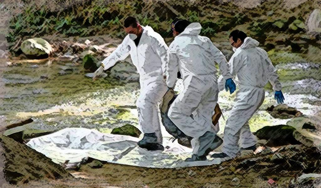 Hallan restos humanos en una quebrada de Piedecuesta