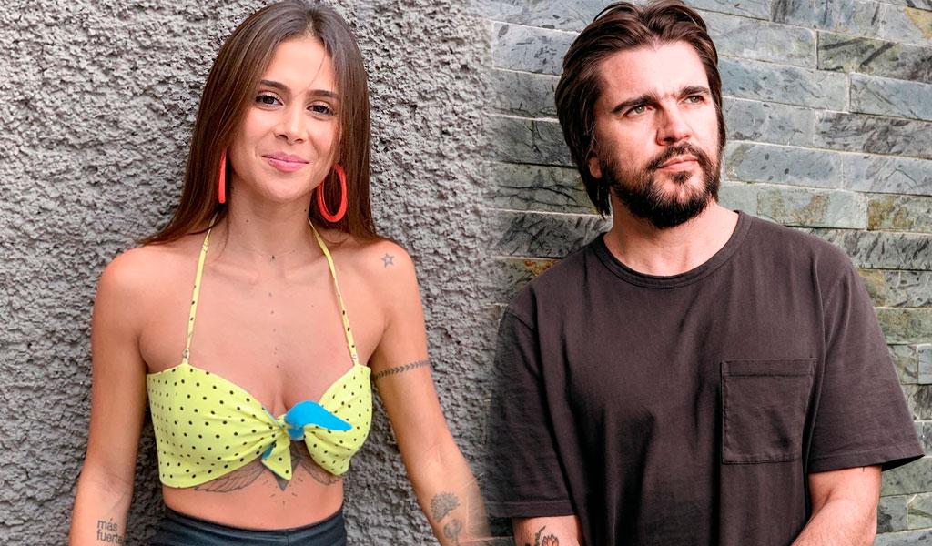 'Minifalda', el nuevo sencillo de Greeicy y Juanes