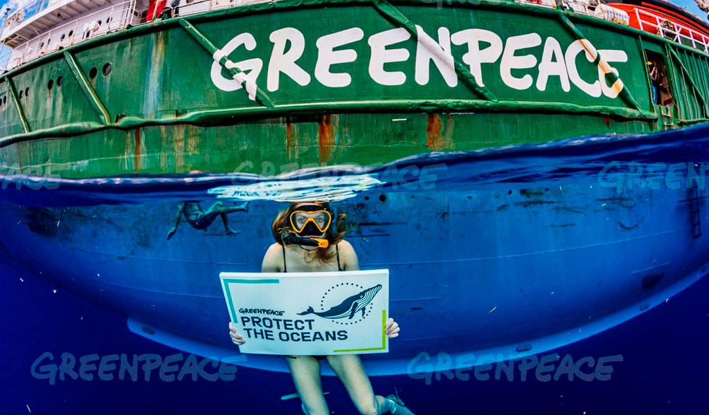 Océanos - Greenpeace