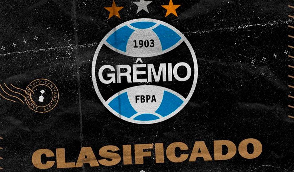 Gremio avanzó a semifinales en la Libertadores