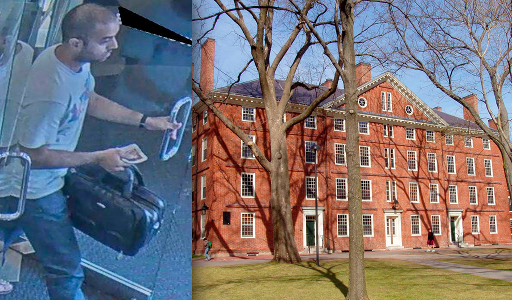 Detienen al presunto atacante de Harvard
