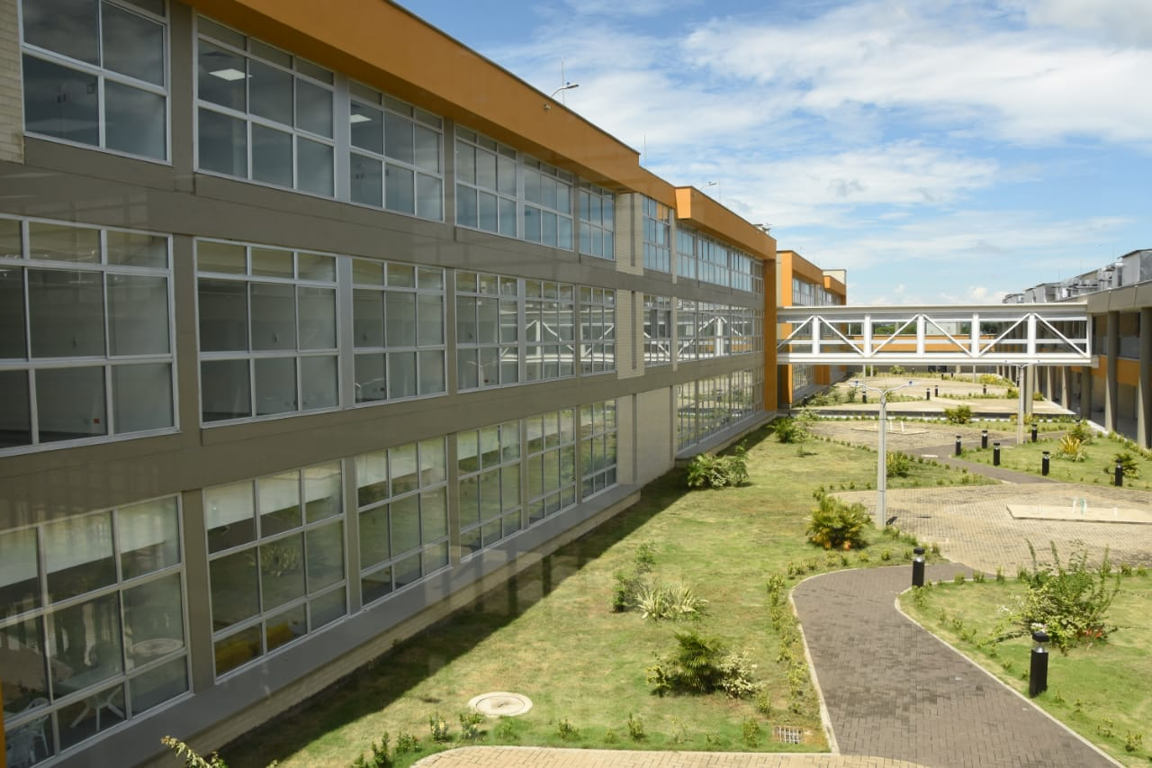 Caucasia inaugura el hospital más moderno de Antioquia