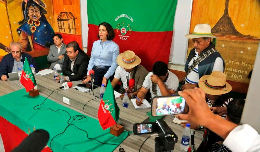 ¿Por qué están matando a los indígenas del Cauca?
