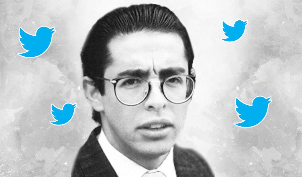 Twitter le rinde homenaje a Jaime Garzón