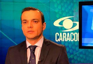 ¿Irreconocible? El cambio de look de Juan Diego Alvira