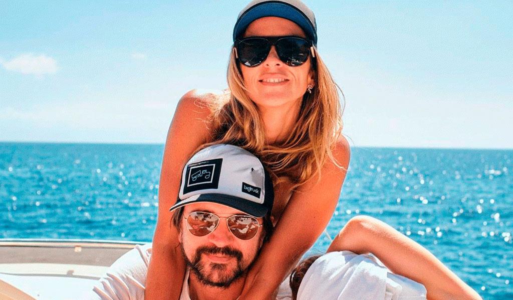 Juanes le dedica romántico mensaje a su esposa