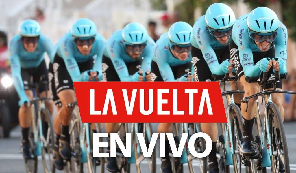Nairo se quedó con la 2° etapa de La Vuelta