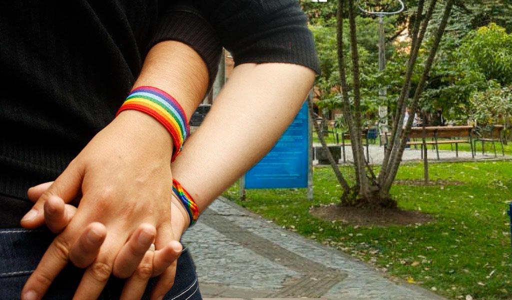 Pareja gay denuncia agresión por besarse en un parque