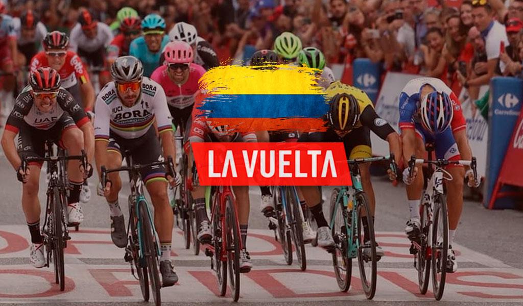 Etapa, Vuelta a España