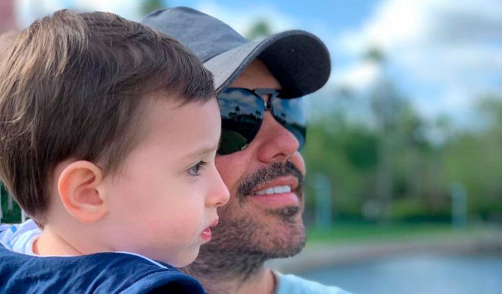 Lincoln Palomeque recuerda difícil momento junto a su hijo