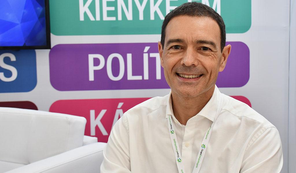 Lucio Rubio de Enel: el reto de generar energía limpia