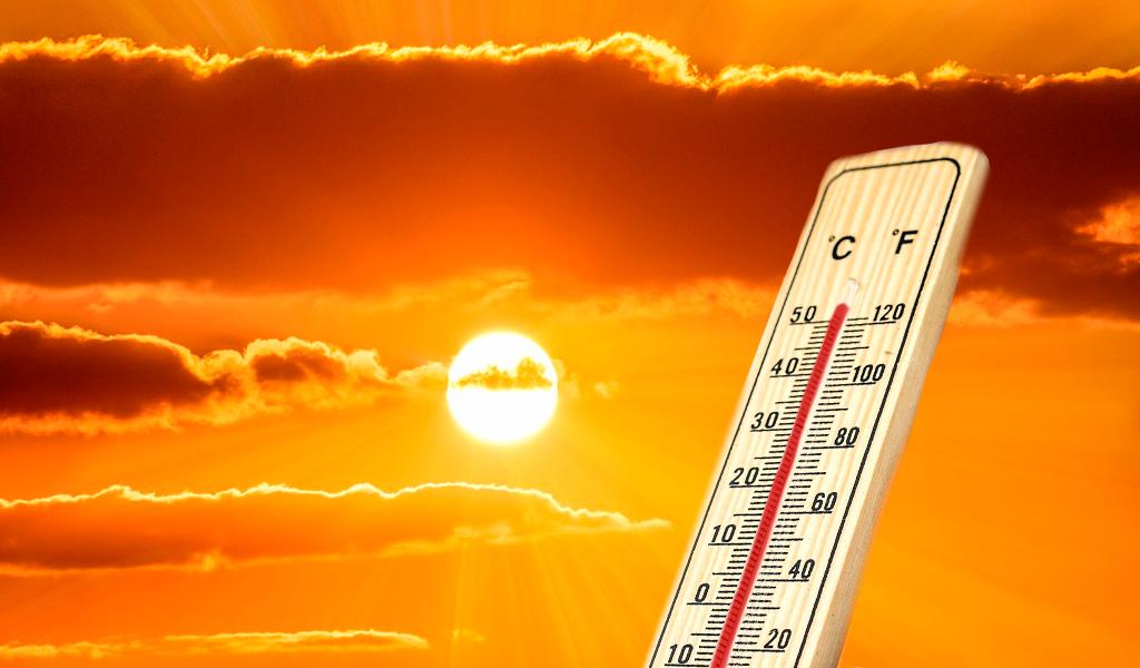 Julio se convirtió en el mes más caluroso de la historia