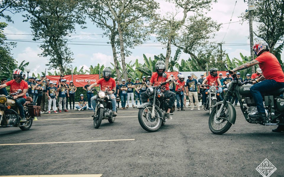 Mujeres mejores conductoras de moto