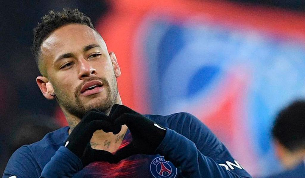 Neymar debuta como actor en 'La Casa de Papel'