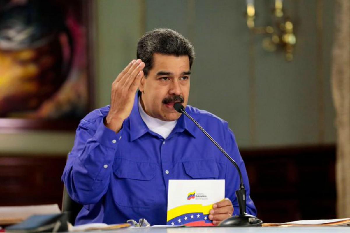 Maduro pide veeduría de ONU y UE en elecciones legislativas