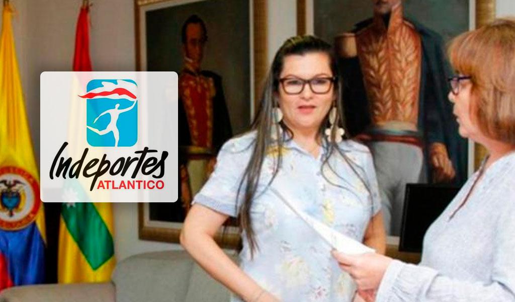 Norma Fernández nueva directora encargada de Indeportes