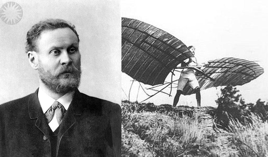 Otto Lilienthal, el padre de la aviación