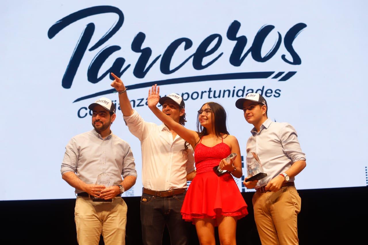 'Parceros', programa que ofrece oportunidades a jóvenes en Medellín