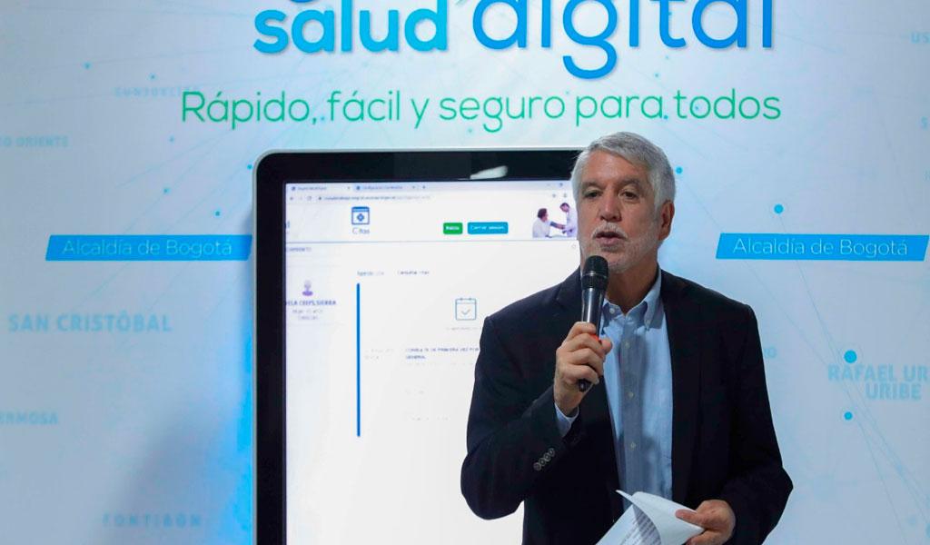 Bogotanos podrán ver en tiempo real su historia clínica