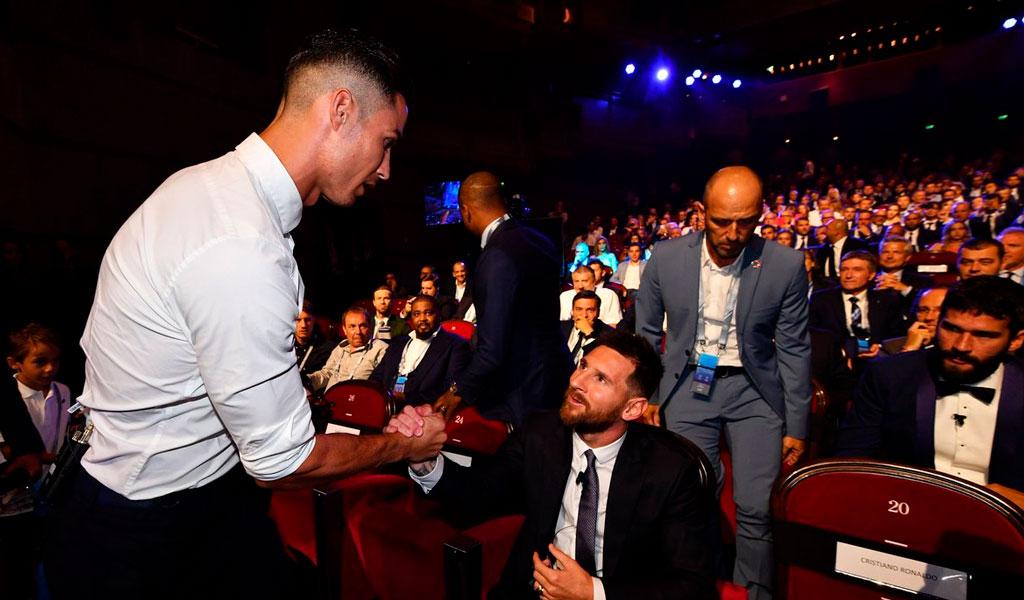 Cristiano Ronaldo, Lionel Messi, Champions League