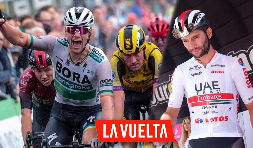 Sam Bennett, Vuelta a España