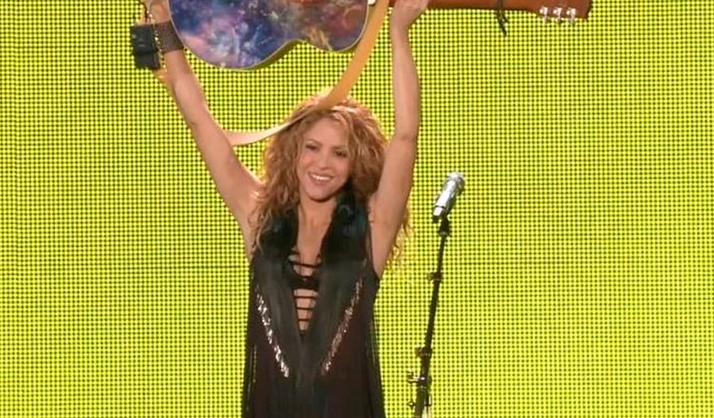 Especulaciones sobre nueva película de Shakira