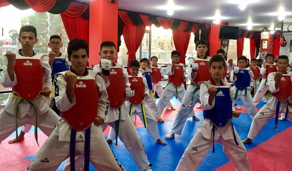 La disciplina de Taekwondo Do en Colombia