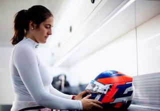 Tatiana Calderón confirmó su primera carrera para 2020