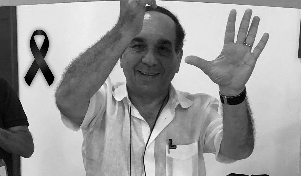 Asesinan al reconocido médico pediatra 'Tico' Aroca