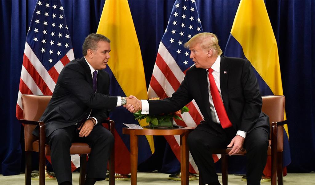 EE. UU. respalda a Colombia en denuncia contra Maduro