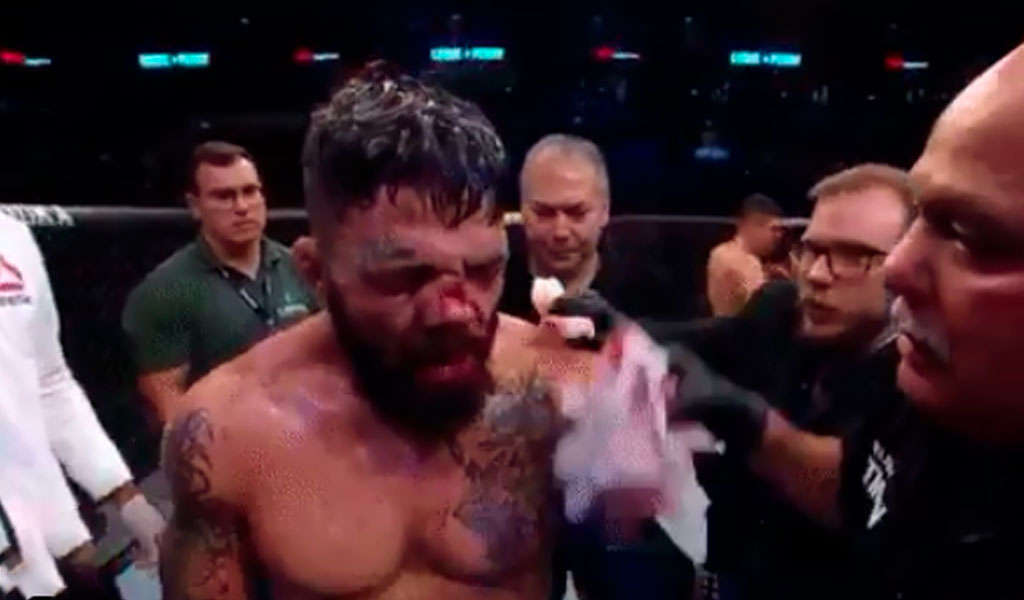 Mike Perry, UFC