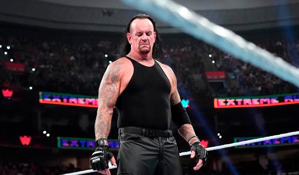 Undertaker renueva su contrato casi de por vida con WWE