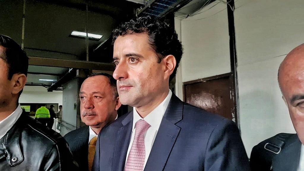 Esto dijo Francisco Uribe Noguera tras ser absuelto