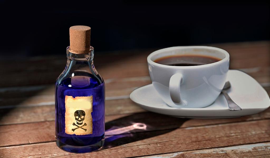 Caso Brian Kozlowski envenenó café de su esposa