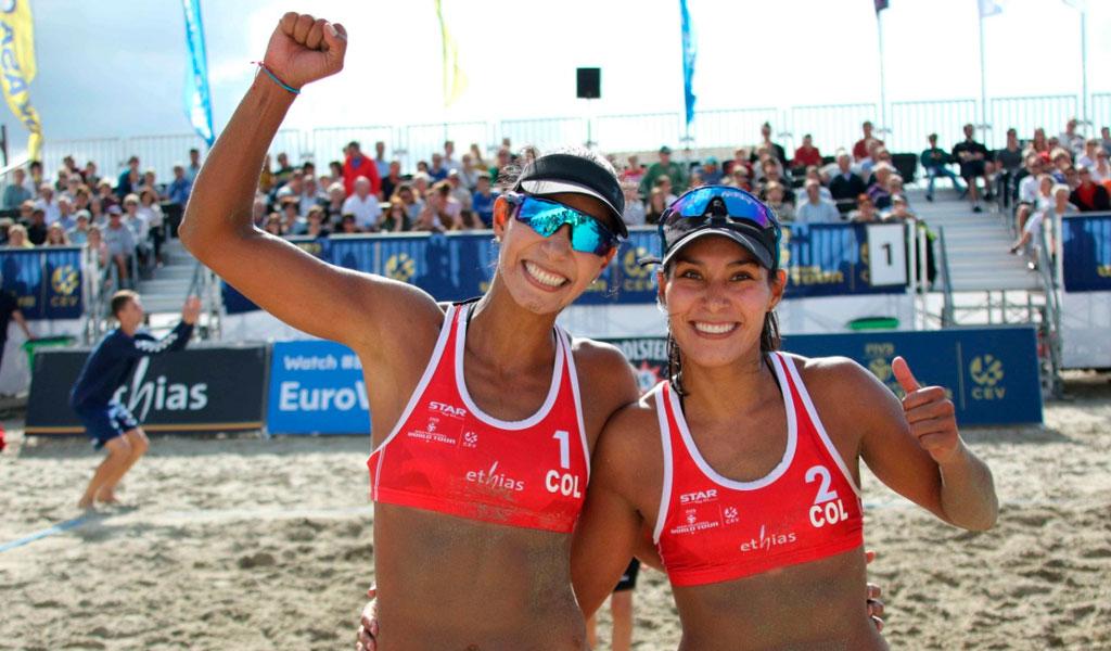 Andrea Galindo y Claudia Galindo