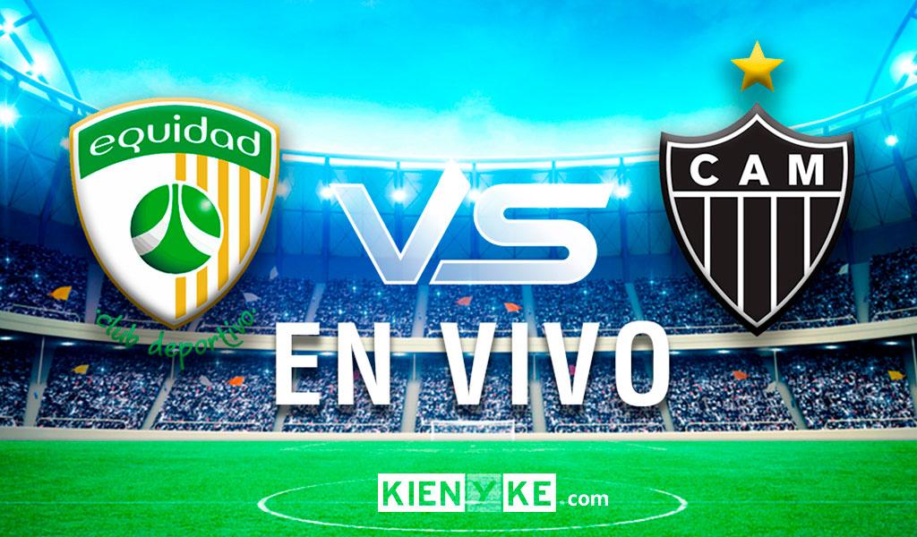 La Equidad, Atlético Mineiro, Copa Sudamericana