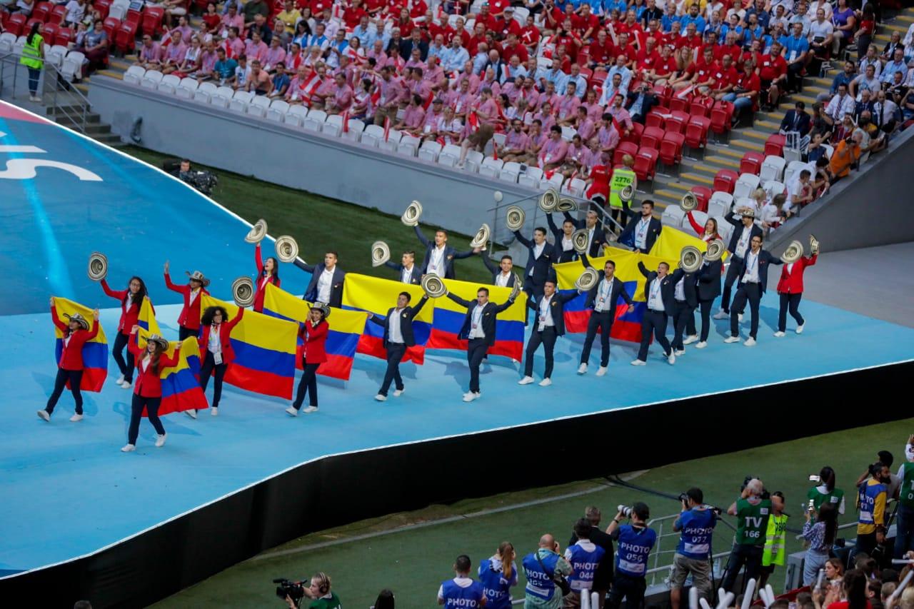 Colombia en las 'WorldSkills' con 24 jóvenes del SENA
