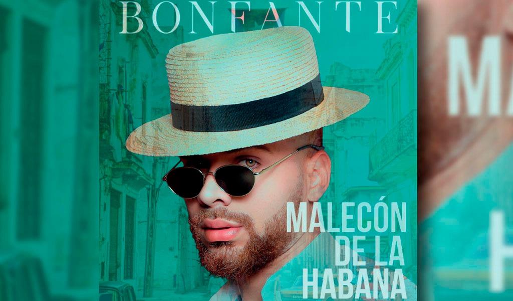 'Malecón de La Habana', el nuevo hit de Bonfante